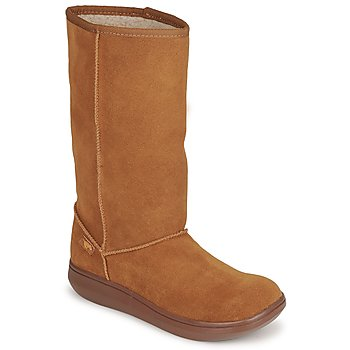 Shoes Women High boots Rocket Dog SUGARDADDY Chestnut