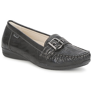 Shoes Women Flat shoes Van Dal SEYMOUR Black