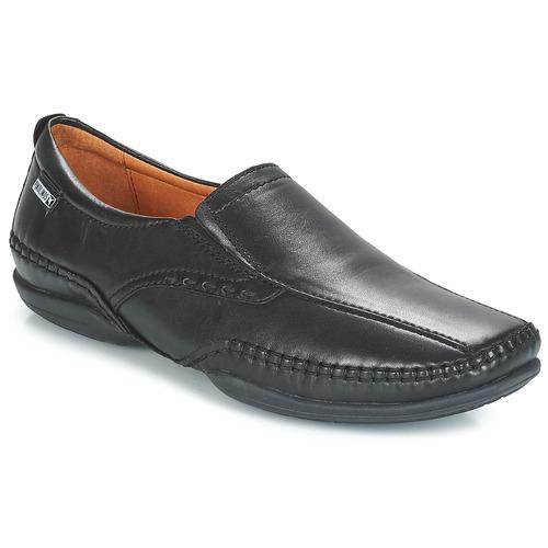 Shoes Men Loafers Pikolinos PUERTO RICO Black