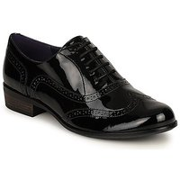Shoes Women Brogues Clarks HAMBLE OAK BLACK PATENT