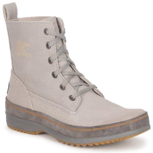 Shoes Men Mid boots Sorel  Grey