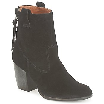 Shoes Women Ankle boots French Connection RIPLEY Black