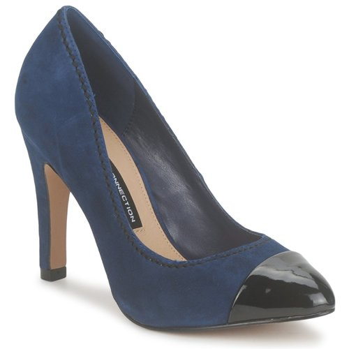 Shoes Women Heels French Connection Trudy Blue