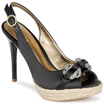 Shoes Women Sandals Bourne VERITY  black