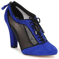 Shoes Women Shoe boots Bourne PHEOBE Blue