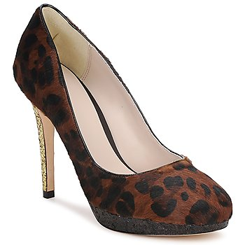 Shoes Women Heels Bourne LAURA Leopard