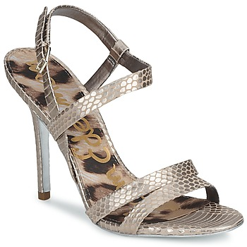 Shoes Women Sandals Sam Edelman ABBOTT PEWTER