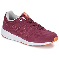 Shoes Women Low top trainers Onitsuka Tiger SHAW RUNNER Red