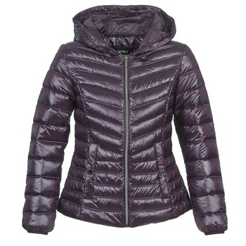 Clothing Women Duffel coats Mexx MX3000550 Aubergine