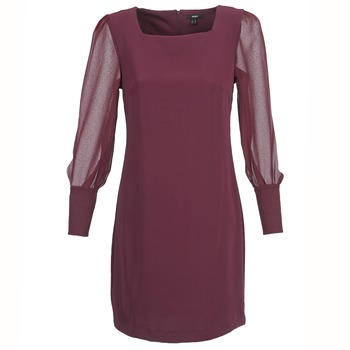 Clothing Women Short Dresses Mexx JAJAVA Bordeaux
