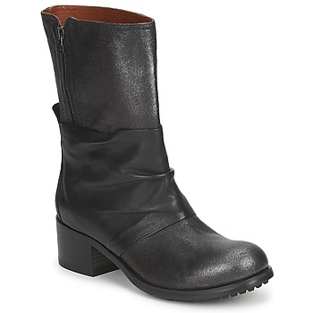 Shoes Women Mid boots Fru.it LEAD Lead