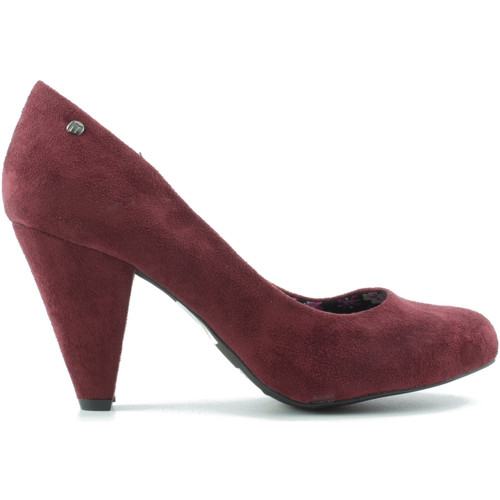 Shoes Women Heels MTNG MUSTANG shoe heel RED