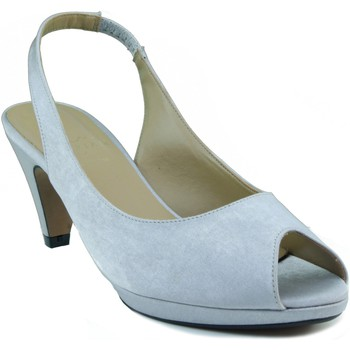 Shoes Women Sandals Marian low heel shoe GREY