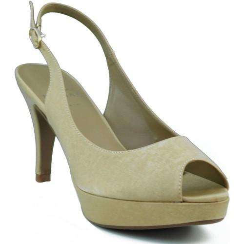 Shoes Women Sandals Marian party shoes woman GOLDEN