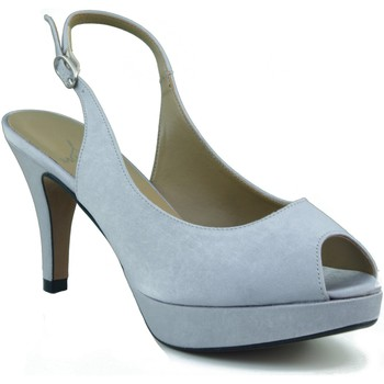 Shoes Women Sandals Marian party shoes woman GREY