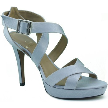 Shoes Women Sandals Marian party shoes with heels. GREY