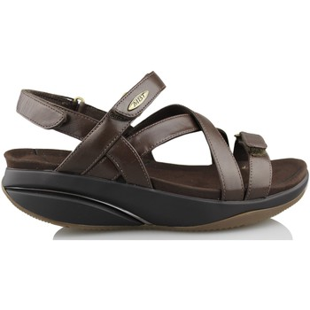 Shoes Women Sandals Mbt KIBURI W CHOCOLATE