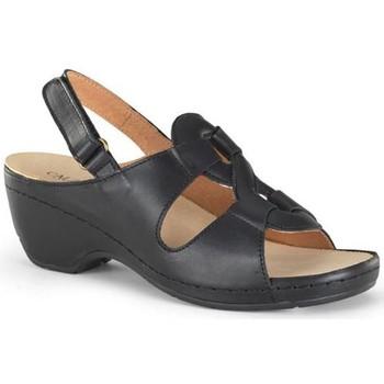 Shoes Women Sandals Calzamedi orthopedic sandal BLACK