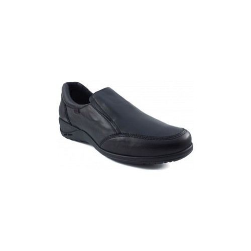 Shoes Women Loafers CallagHan EXTRA COMFORT BLACK