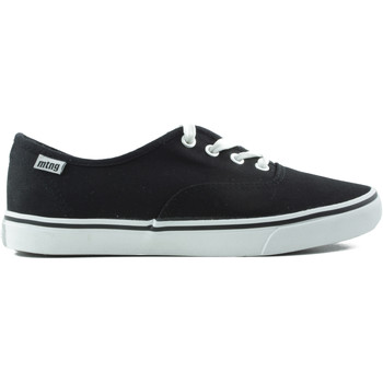 Shoes Women Low top trainers MTNG MUSTANG CANVAS BLACK