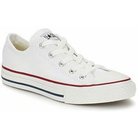 Shoes Low top trainers Converse zapatillas bajas unisex WHITE