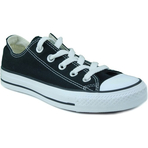 Shoes Low top trainers Converse bajas BLACK