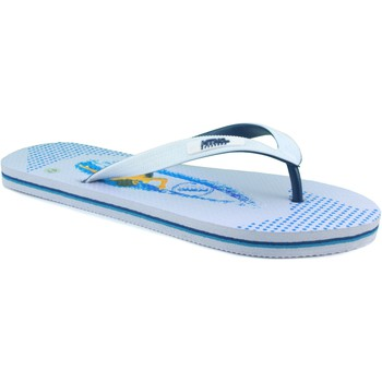 Shoes Men Flip flops MTNG MUSTANG MAN Poolshoes WHITE