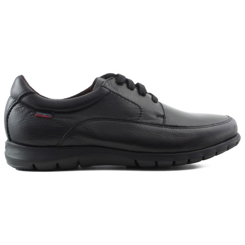 Shoes Men Low top trainers CallagHan EXTRA LIGHT BLACK