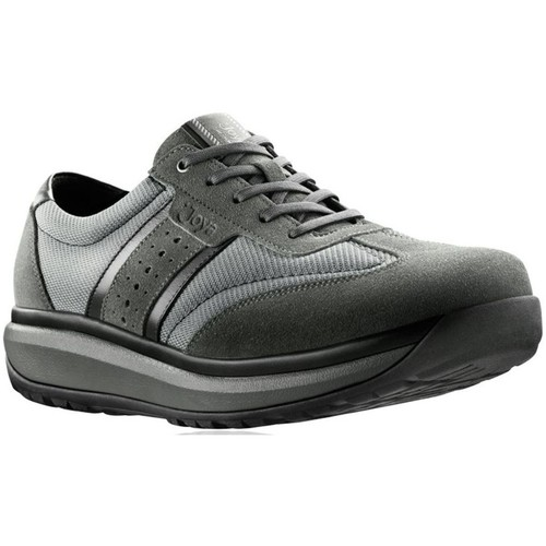 Shoes Men Low top trainers Joya DAVID M GREY