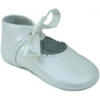 Shoes Girl Baby slippers Rubio Y Castaño RUBIO Y CASTANO GUARDAMAR WHITE