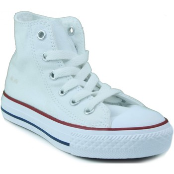 Shoes Children Hi top trainers Converse ALL STAR WHITE