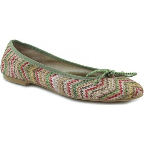 Shoes Children Flat shoes Oca Loca OCA LOCA RAFIA MULTICOLORED