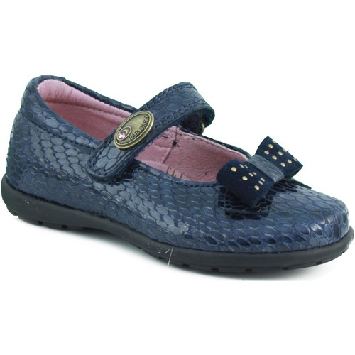 Shoes Girl Flat shoes Pablosky VIPERA BLUE