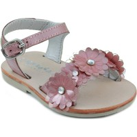 Shoes Children Sandals Oca Loca OCA LOCA patent leather sandal PINK