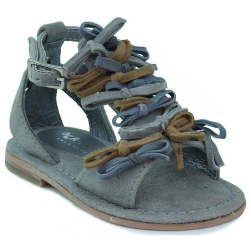 Shoes Children Sandals Oca Loca OCA LOCA sandal modern girl BROWN