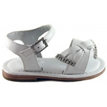 Shoes Children Sandals Oca Loca OCA LOCA VALENCIA SANDAL WHITE