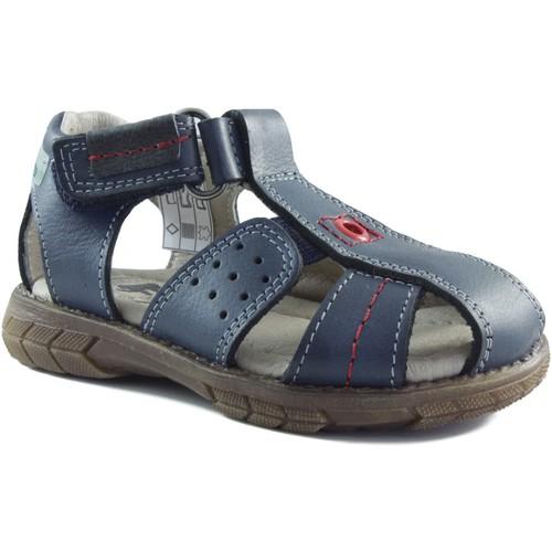 Shoes Children Sandals Gorila BIARRTIZ KING BLUE