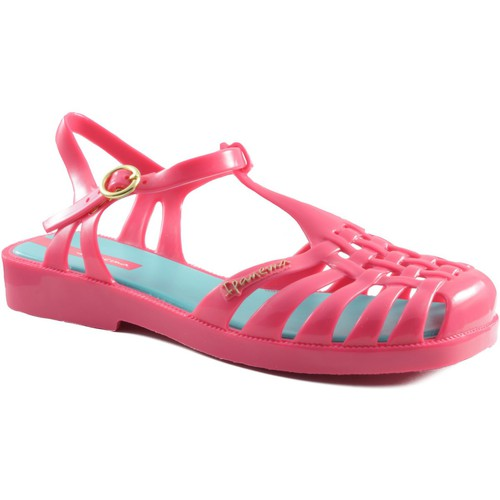 Shoes Girl Sandals Ipanema RAIDERS  ARANHA KIDS PINK