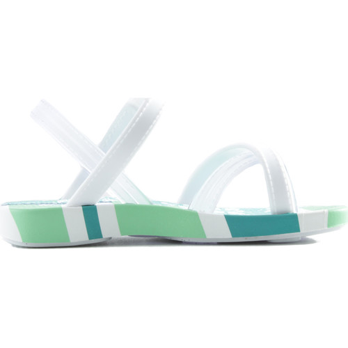 Shoes Girl Sandals Ipanema RAIDERS FASHION WHITE