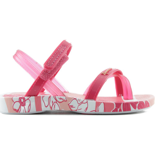 Shoes Girl Sandals Ipanema RAIDERS FASHION PINK