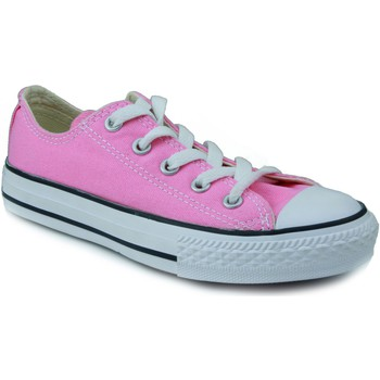 Shoes Children Low top trainers Converse AS CORE OX PINK