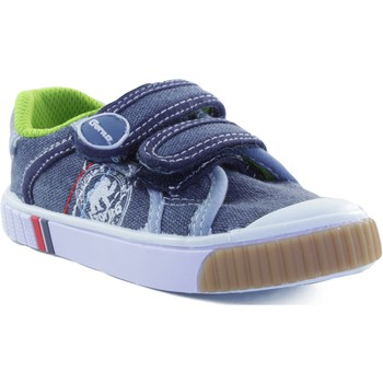 Shoes Children Low top trainers Gorila STONE MOSS BLUE