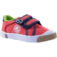 Shoes Children Low top trainers Gorila STONE MOSS RED