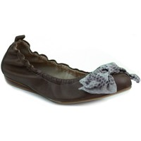 Shoes Women Flat shoes Vienty Rp wedge ballerina BROWN