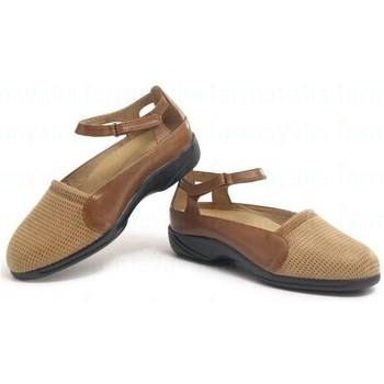 Shoes Women Flat shoes Calzamedi therapeutic BROWN