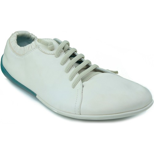 Shoes Girl Low top trainers Camper NAPIER WHITE