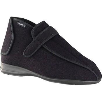 Shoes Women Slippers Calzamedi postoperative unisex BLACK