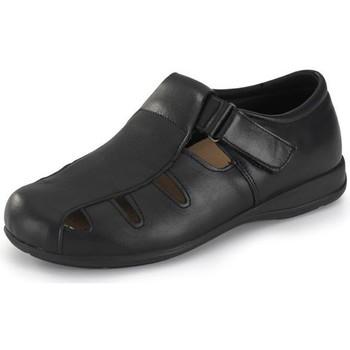 Shoes Sandals Calzamedi wide unisex sandal 15 BLACK