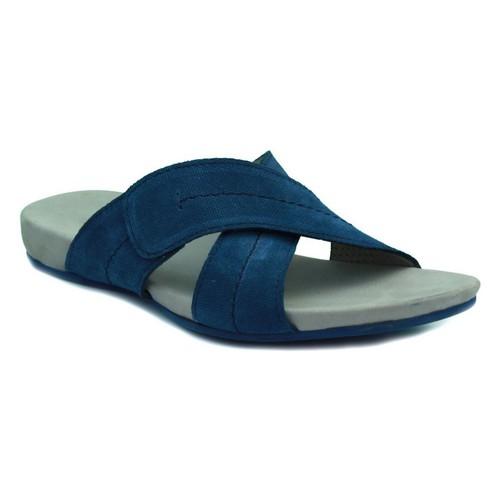 Shoes Women Mules Lottusse TEX DELAVE  COBA MARINE