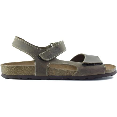 Shoes Men Sandals Interbios M Sandalis comfortable MEN BROWN